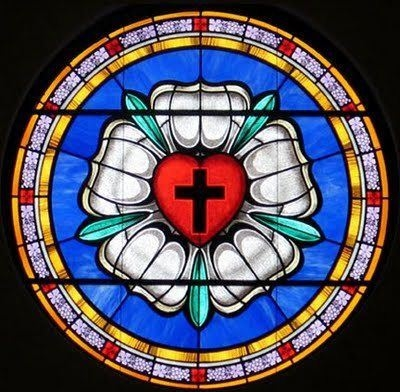 Luther Seal Window